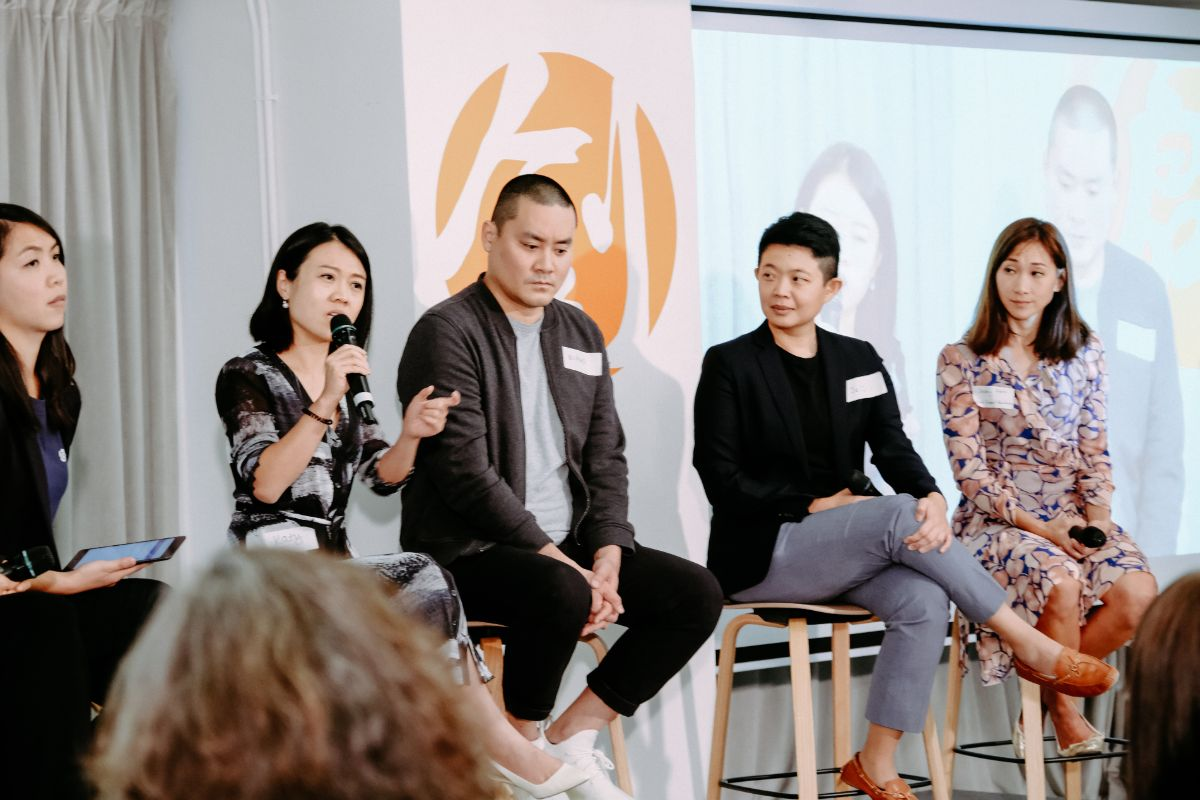 Panel #2: What is Impact Investment Readiness: Aligning Investment Expectations with Katy Yung, Michael Au, Jo Chan and Debby Fan