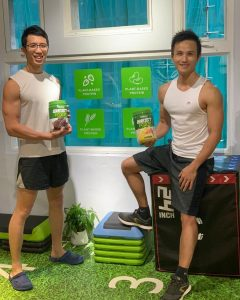 Asian Vegan Fitness