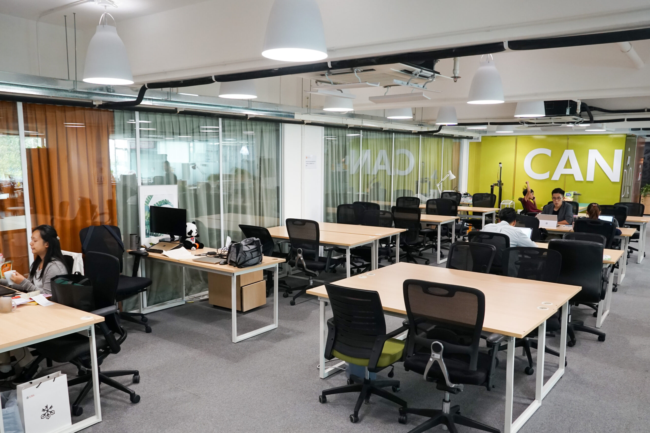 Dream Impact co-working space office